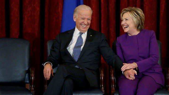 Joe Biden's Hillary Clinton Problem - The Atlantic