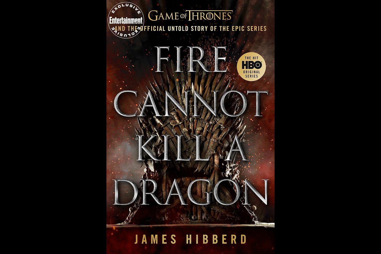 First look at Game of Thrones oral history Fire Cannot Kill a Dragon |  EW.com