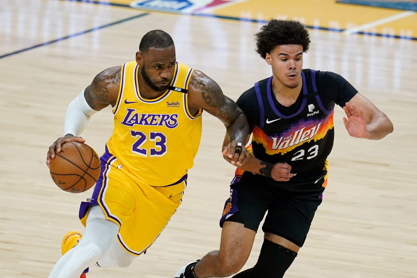 Lakers vs. Suns, Game 3: Best way to stream, how to watch LeBron James,  Devin Booker in 2021 NBA Playoffs - masslive.com