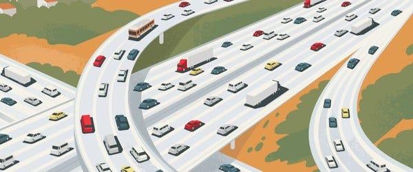 LA Metro considers modernizing highway program.
