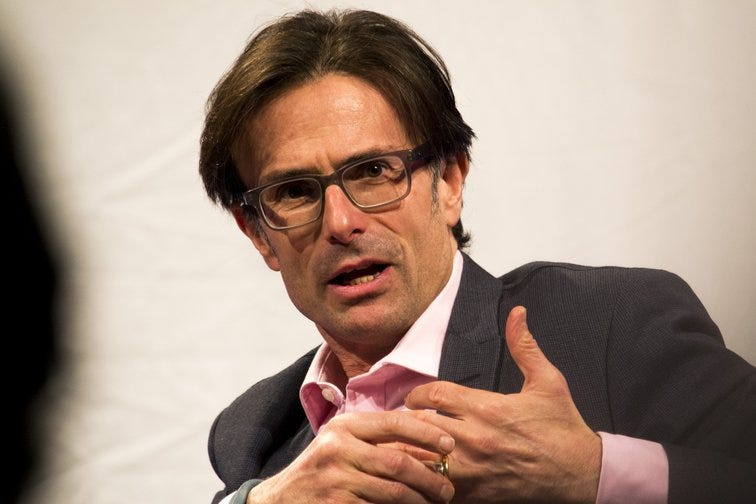 """My job is to draw back the veil"""": Robert Peston responds to Peter Oborne    openDemocracy"""