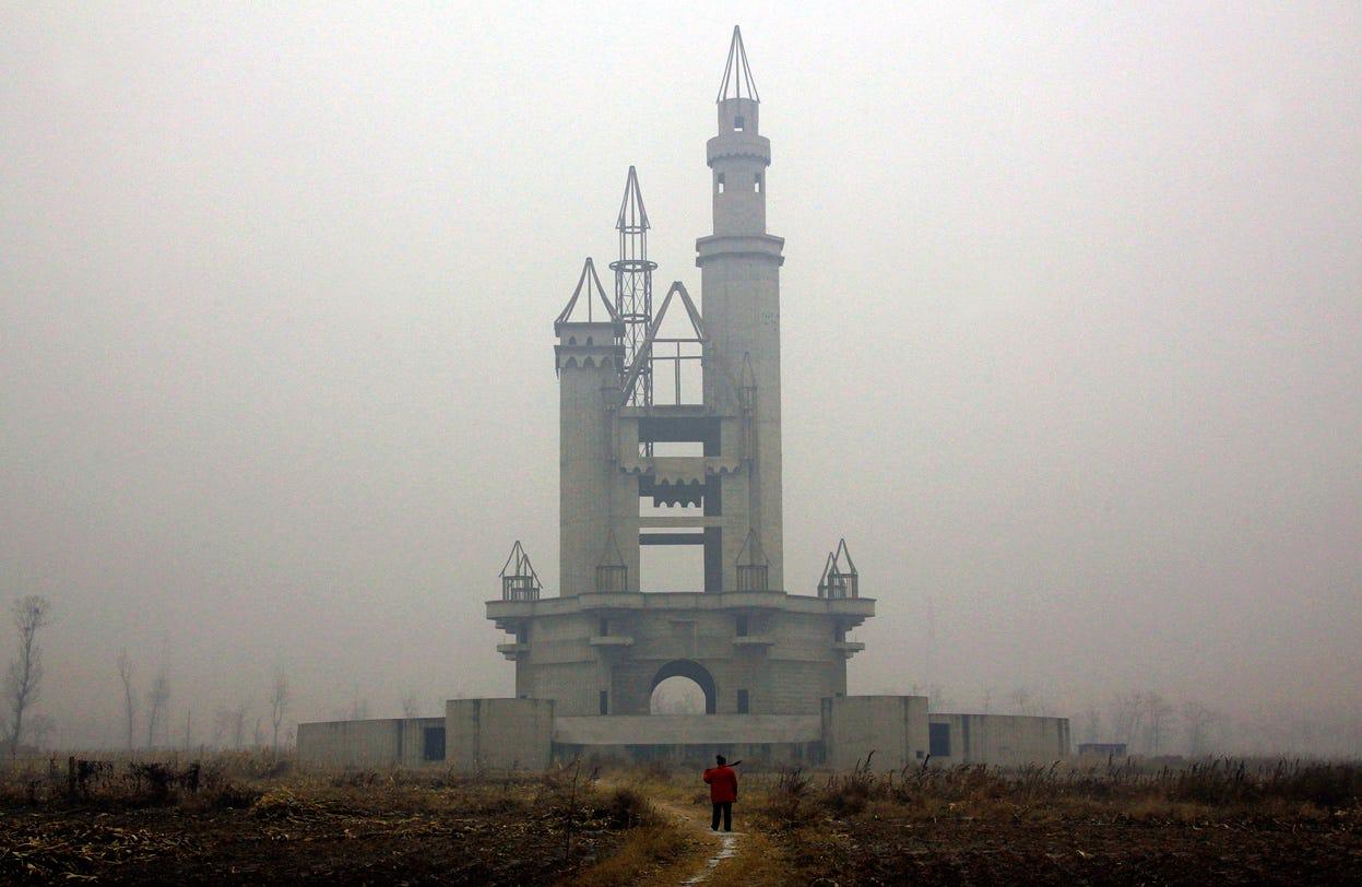 China's Abandoned Wonderland - The Atlantic