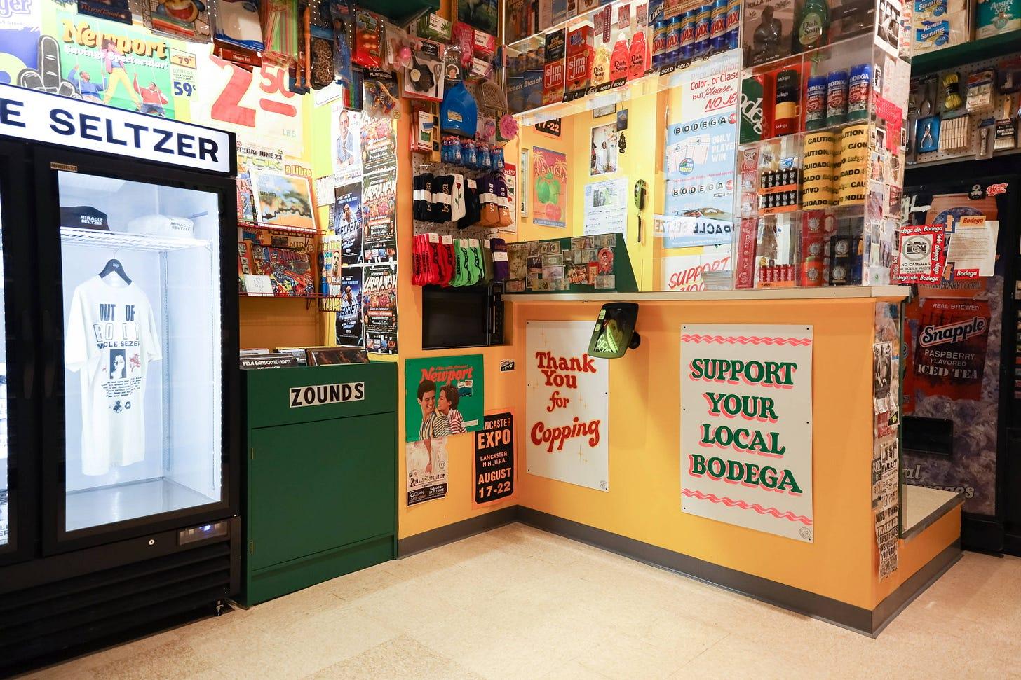 Boston Store – Bodega