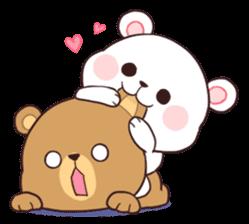 Bear Couple : Milk & Mocha by Shortie