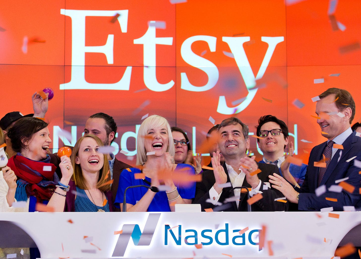 Etsy I.P.O. Tests Pledge to Balance Social Mission and Profit - The New  York Times