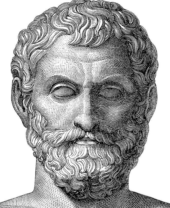 Thales of Miletus. A leisurely stroll through the history… | by Daily  Philosophy | An Idea (by Ingenious Piece) | Medium