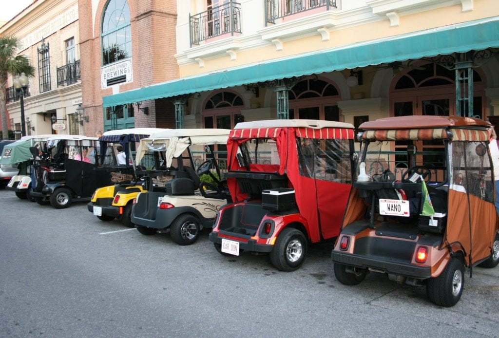 The Villages - The Largest Golf Cart Community in the World | Golf Cart  Resource