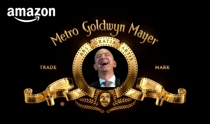 Amazon will acquire MGM for $8.5B in tech giant's second-largest deal to  boost Bezos' media empire - GeekWire