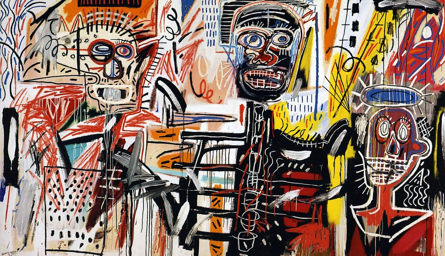 Jean-Michel Basquiat - 6 Interesting Facts • artlistr
