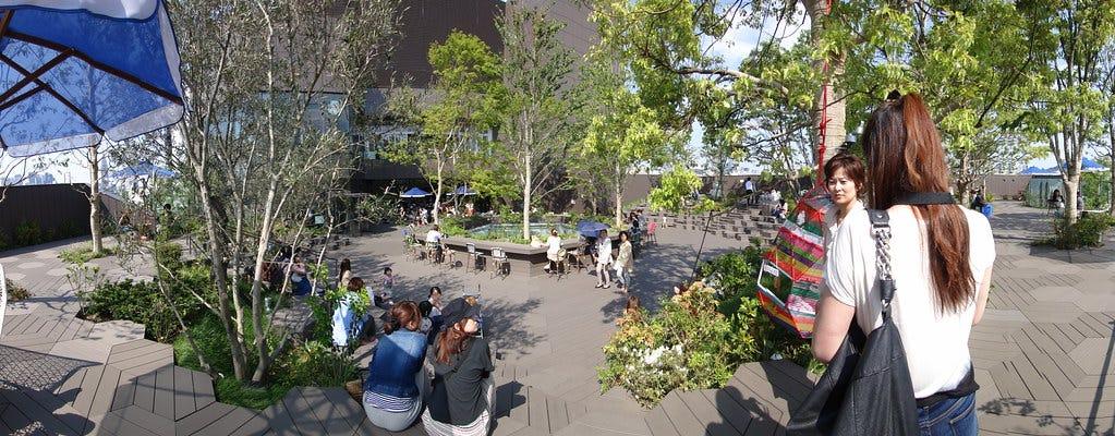 """Tokyu Plaza Omotesando / Harajuku"" by Dick Thomas Johnson is licensed under CC BY 2.0"