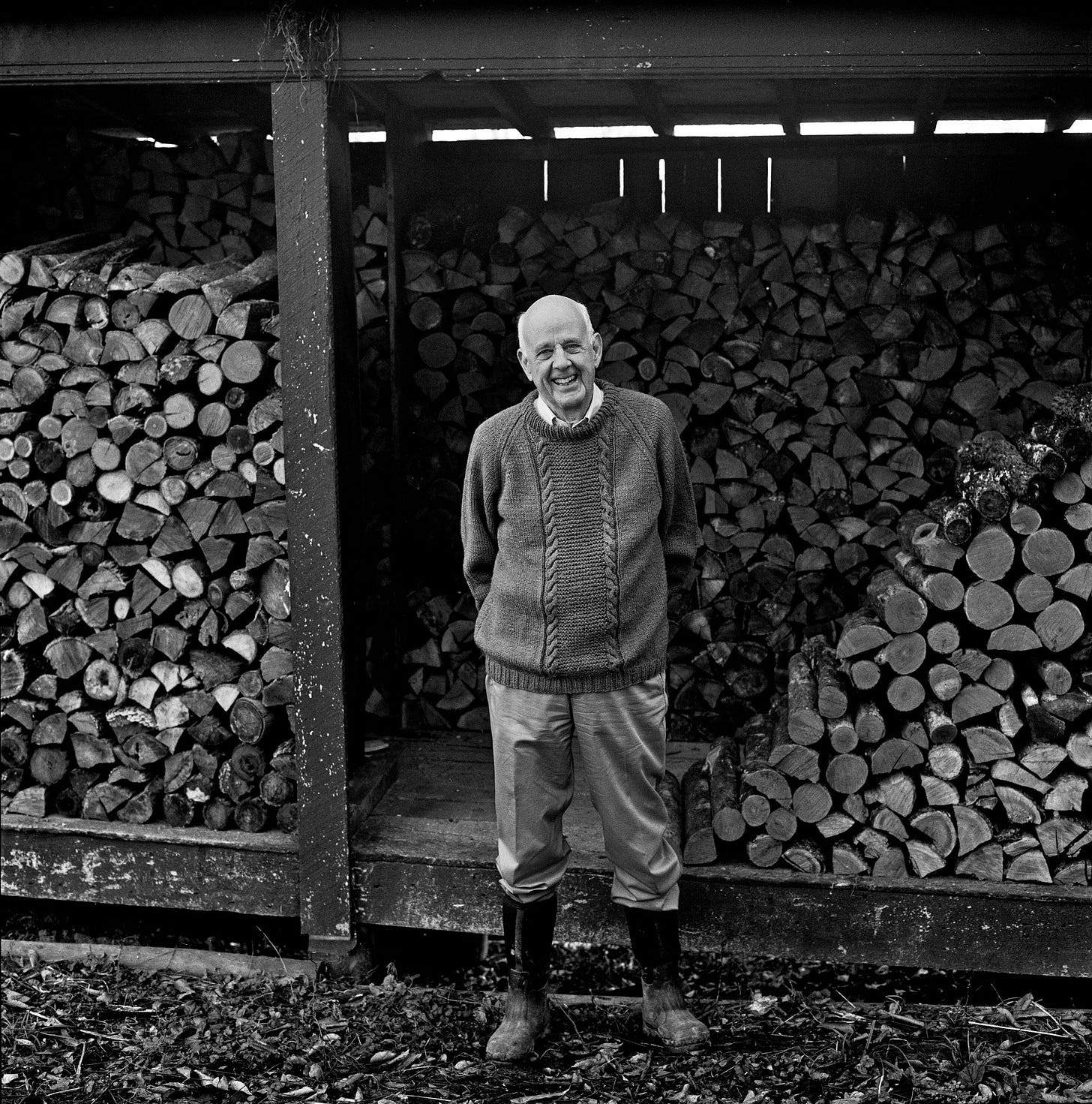 Going Home with Wendell Berry | The New Yorker
