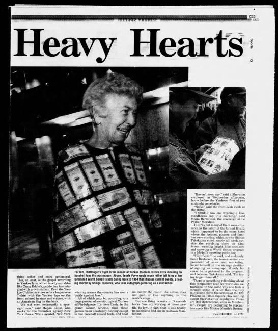 Newsday 9/11 story Page 2 -