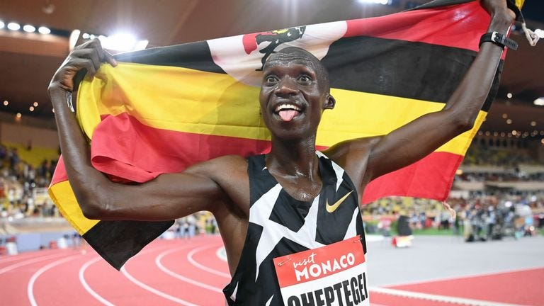 Joshua Cheptegei to Have a Crack at 10,000m World Record, Valencia October  7 - Runner's Tribe