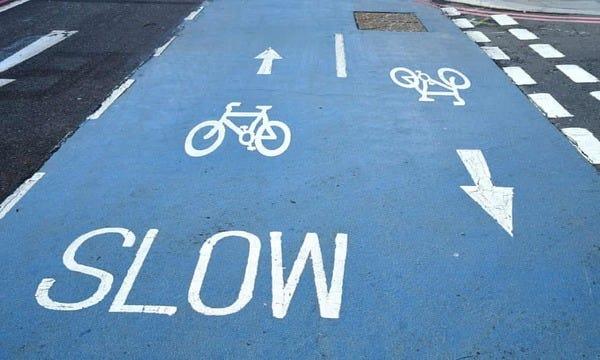 What happens when you remove a bike lane?