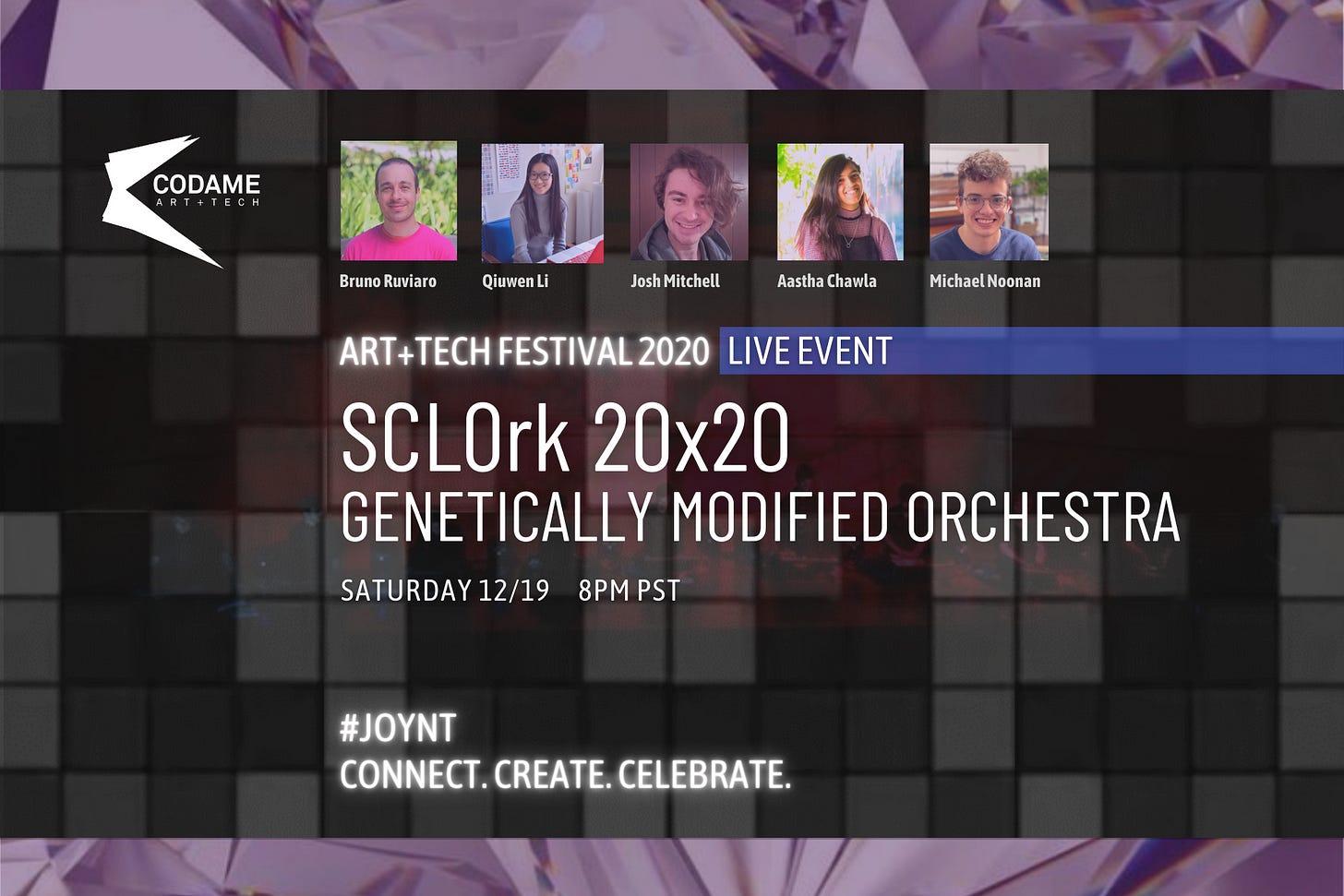SCLOrk 20x20