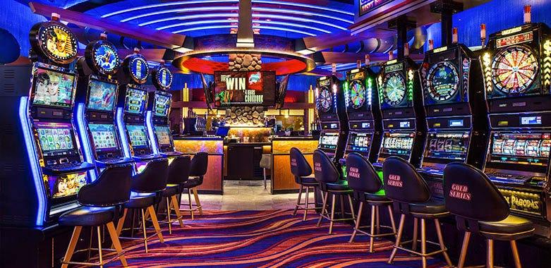 ND Casino Slot Machines| 4 Bears Casino & Lodge