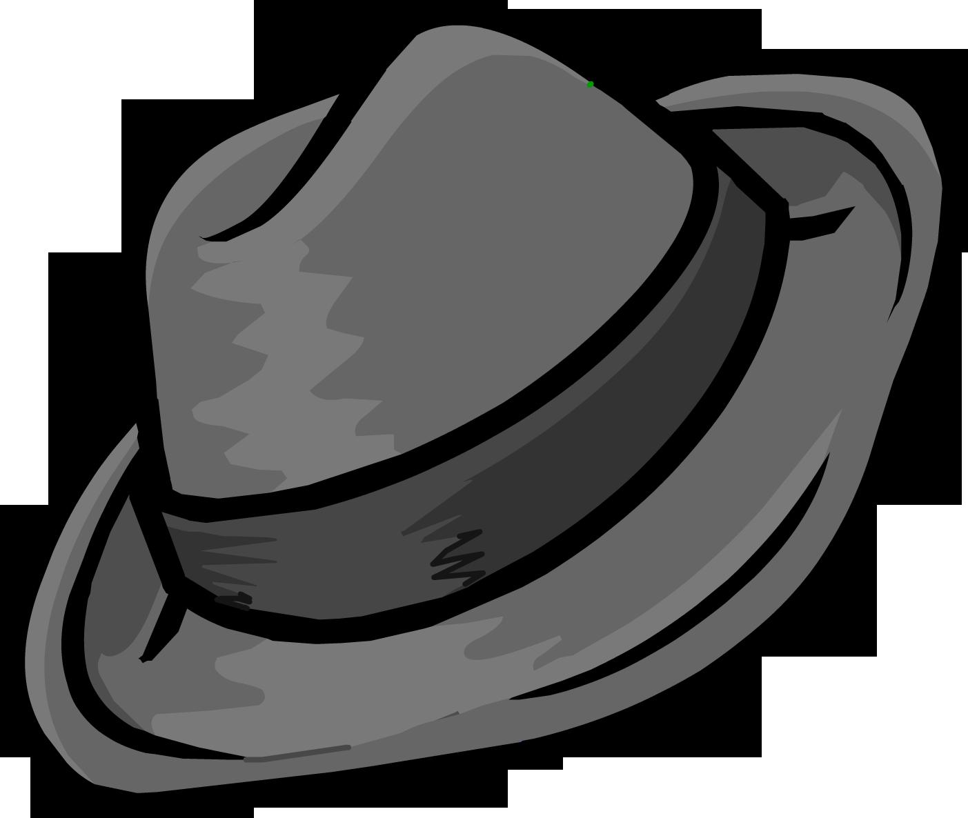 Grey Fedora | Club Penguin Wiki | FANDOM powered by Wikia