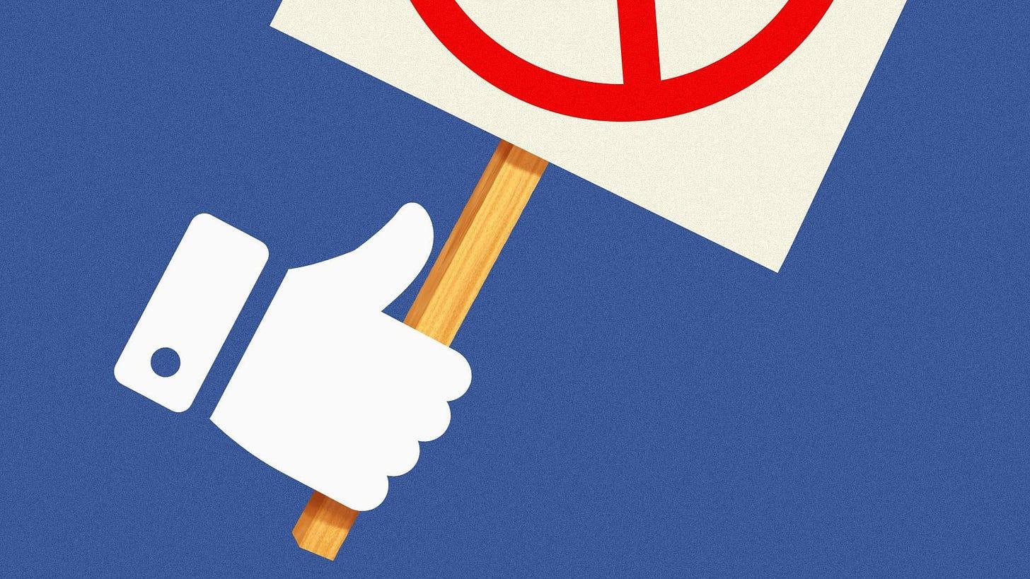 Prince Harry and Meghan Markle back Facebook boycott - Axios