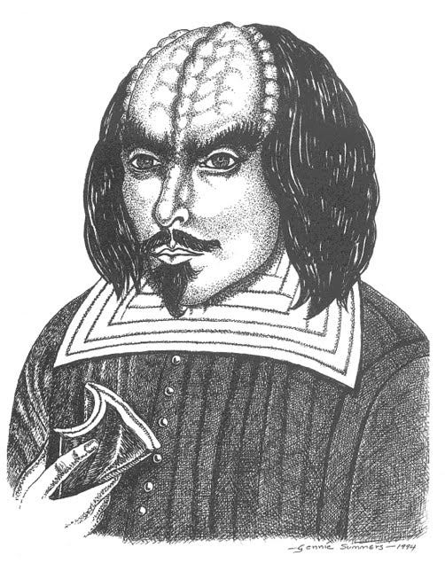 The Klingon Hamlet - The Noble Heart of Star Trek