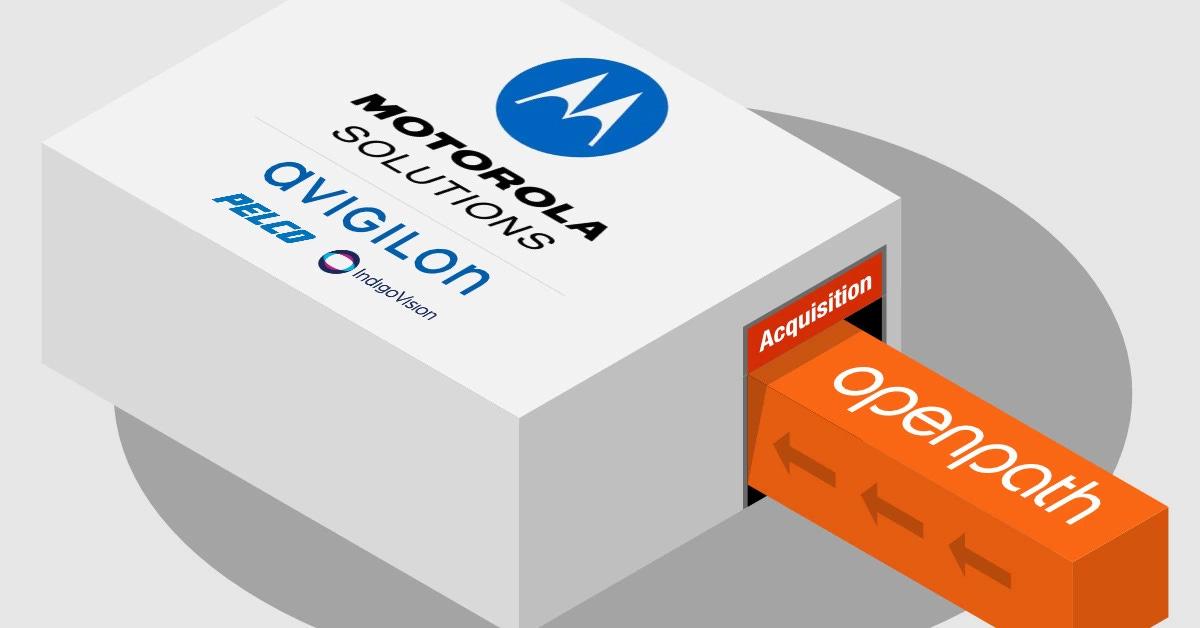 Motorola Solutions Acquires Openpath