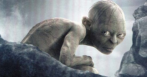 """Your Phone is """"Precious"""" and You are Sméagol - T.J. Burdick"""