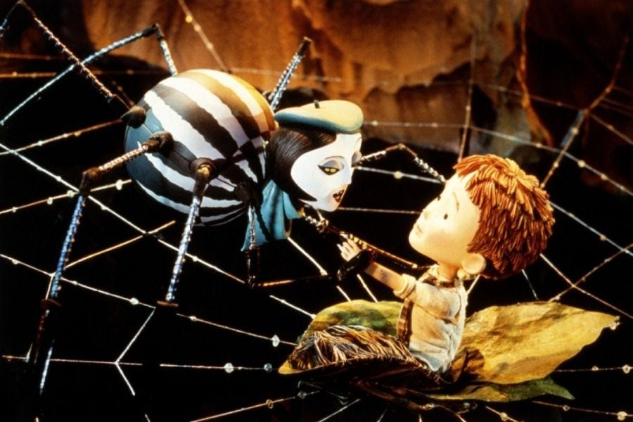 1990s children's movies that were actually terrifying