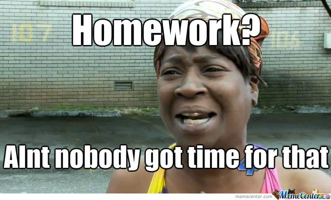 Lazy Students Will Understand. by conwell163 - Meme Center