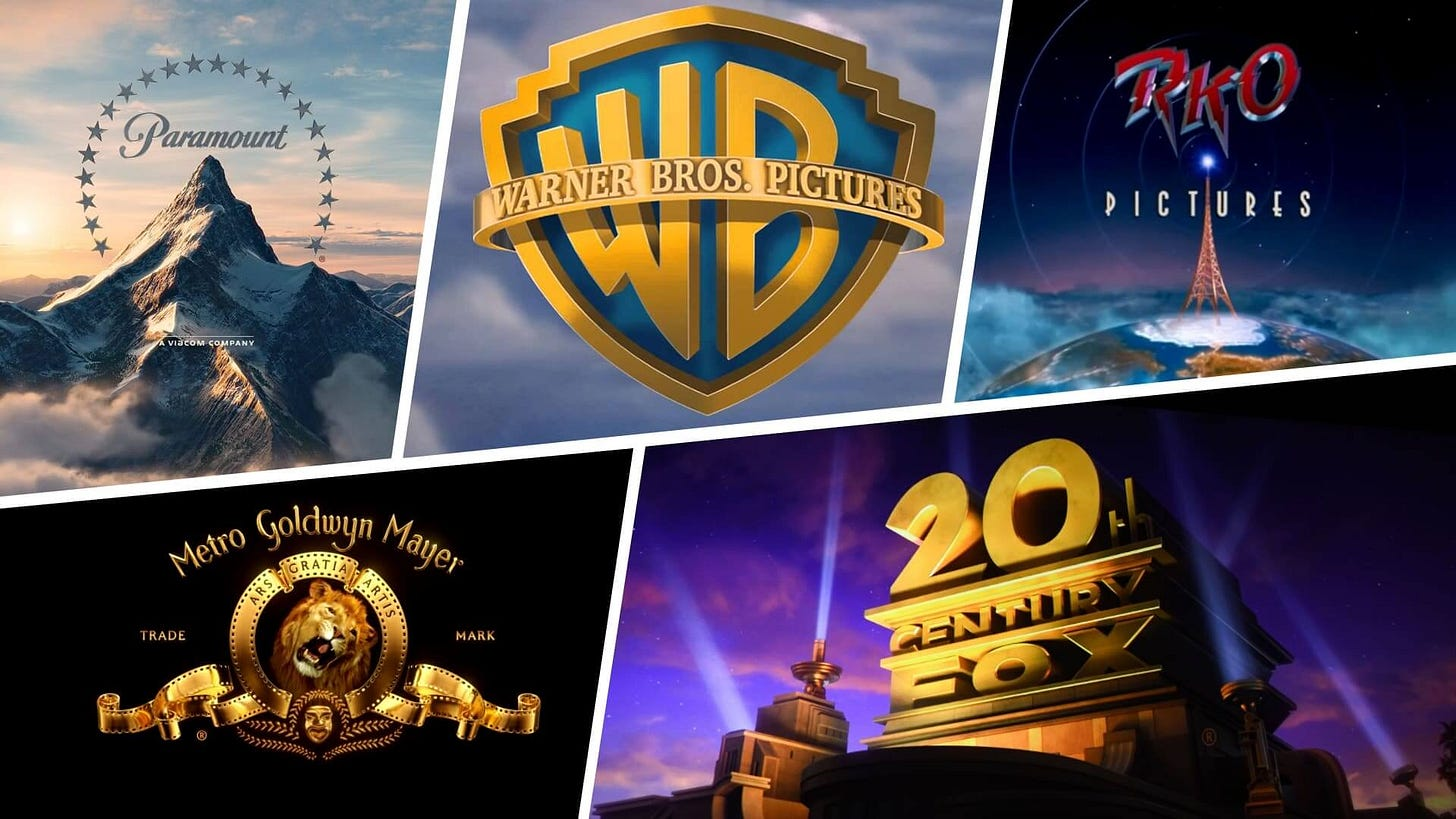 What is the Studio System — Hollywood's Studio Era Explained