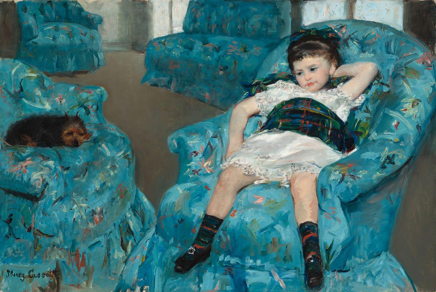 Mary Cassatt | Biography, Art, & Facts | Britannica