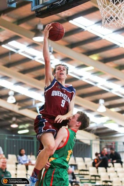 Nick  Stoddart | Credit: Basketball Australia