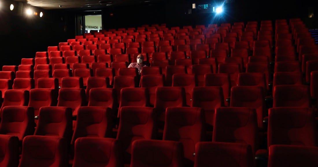 AMC, la mayor cadena de cines de EU, rentará sus salas para proyecciones  privadas | SinEmbargo MX
