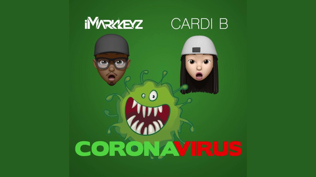 Image result for cardi b coronavirus
