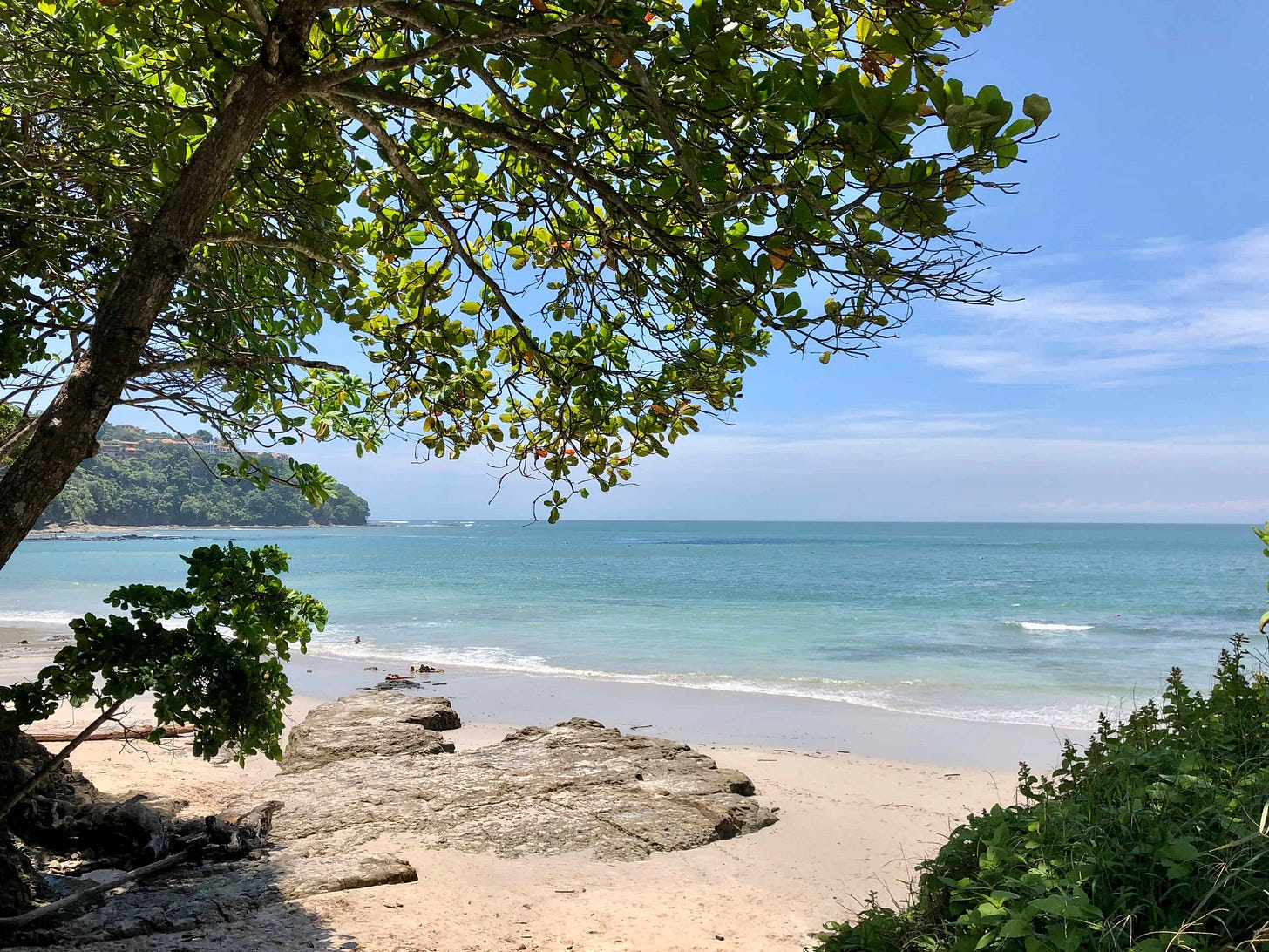 Pic of the Day: Finding a 'hidden' beach in Costa Rica -