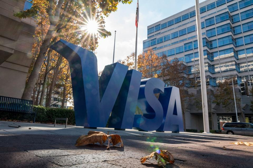 Visa Will Start Settling Transactions With Crypto Partners In USDC On  Ethereum