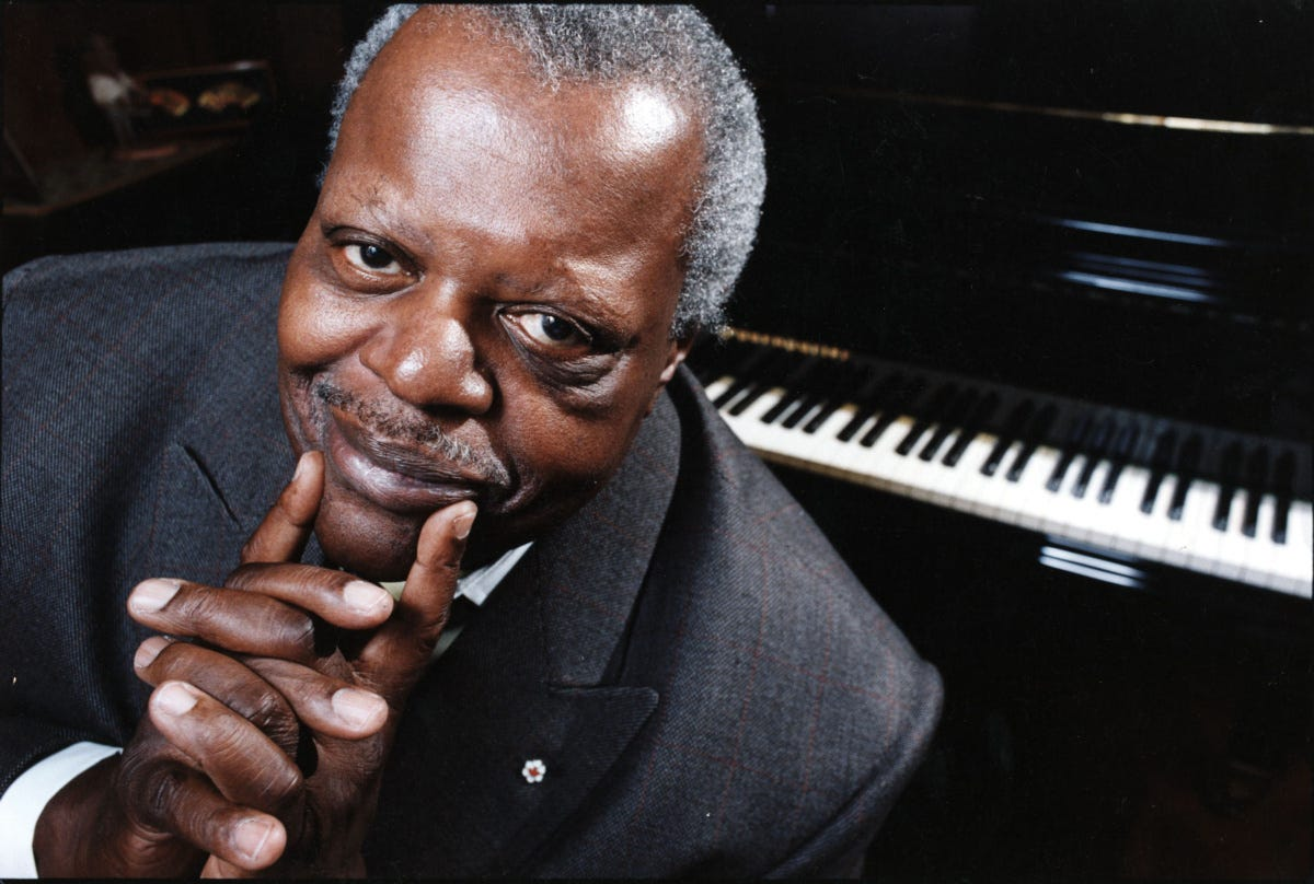 Oscar Peterson award to be handed out at York U gala ...