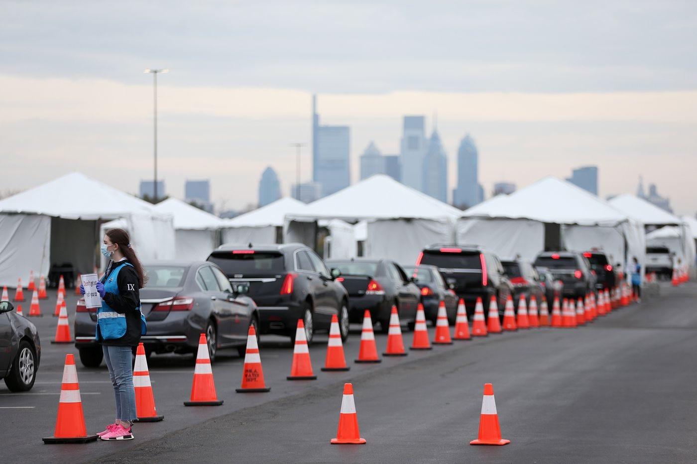 Coronavirus test sites in Philadelphia, Pennsylvania suburbs, and South  Jersey