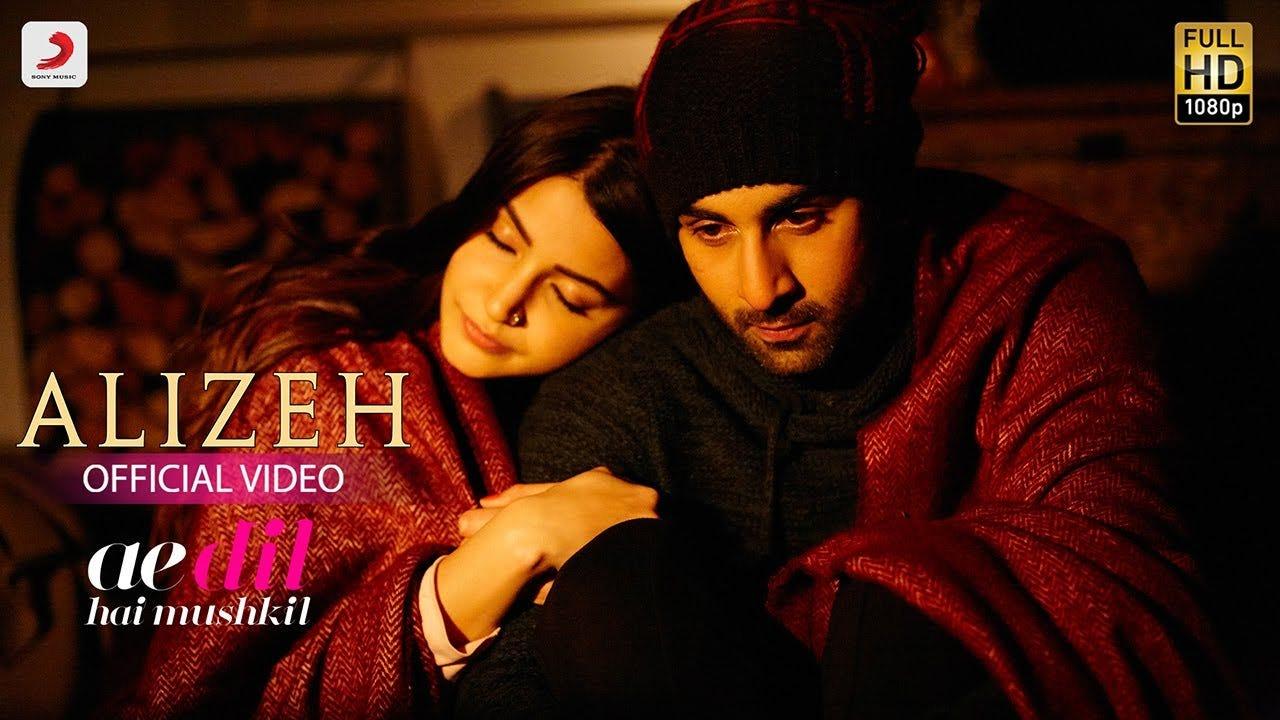 Alizeh - Ae Dil Hai Mushkil | Ranbir | Anushka | Pritam | Amitabh | Arijit  I Ash | Shashwat - YouTube