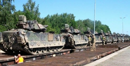 Atlantic Resolve: Embracing the past, looking to the future