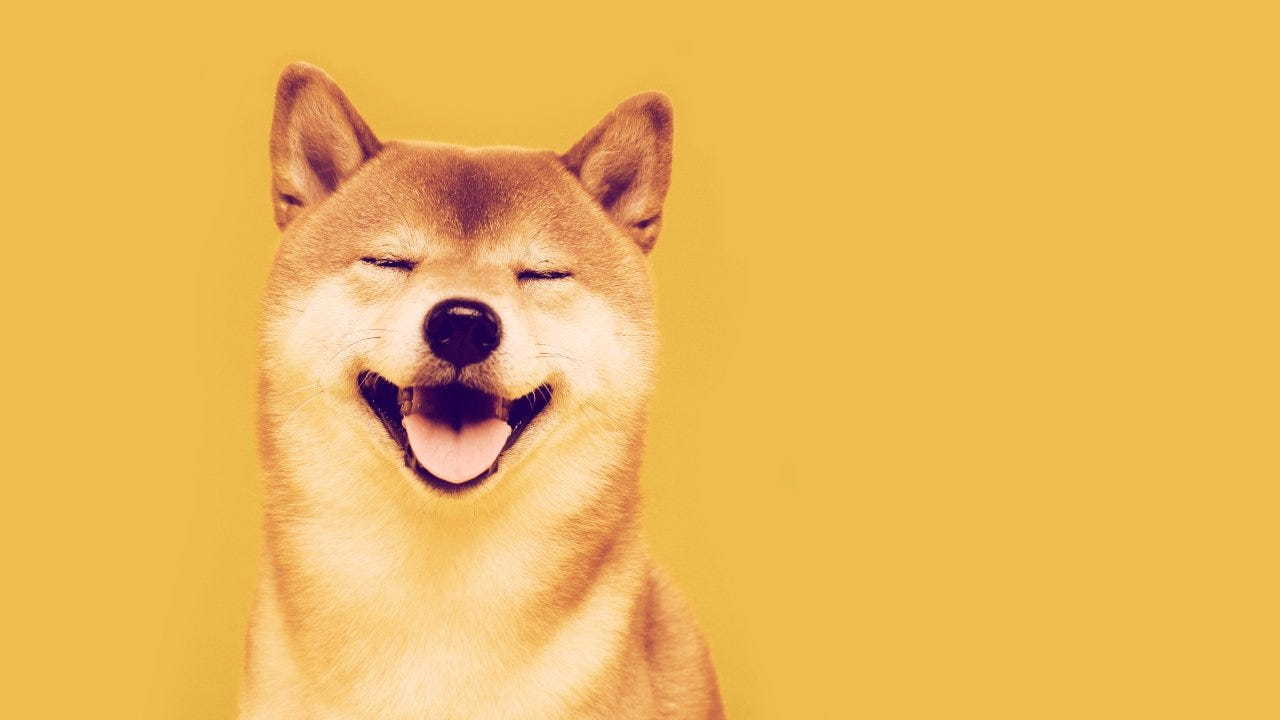 What Is Shiba Inu (SHIB) and Why Is the Dogecoin Rival's Price Exploding? -  Decrypt