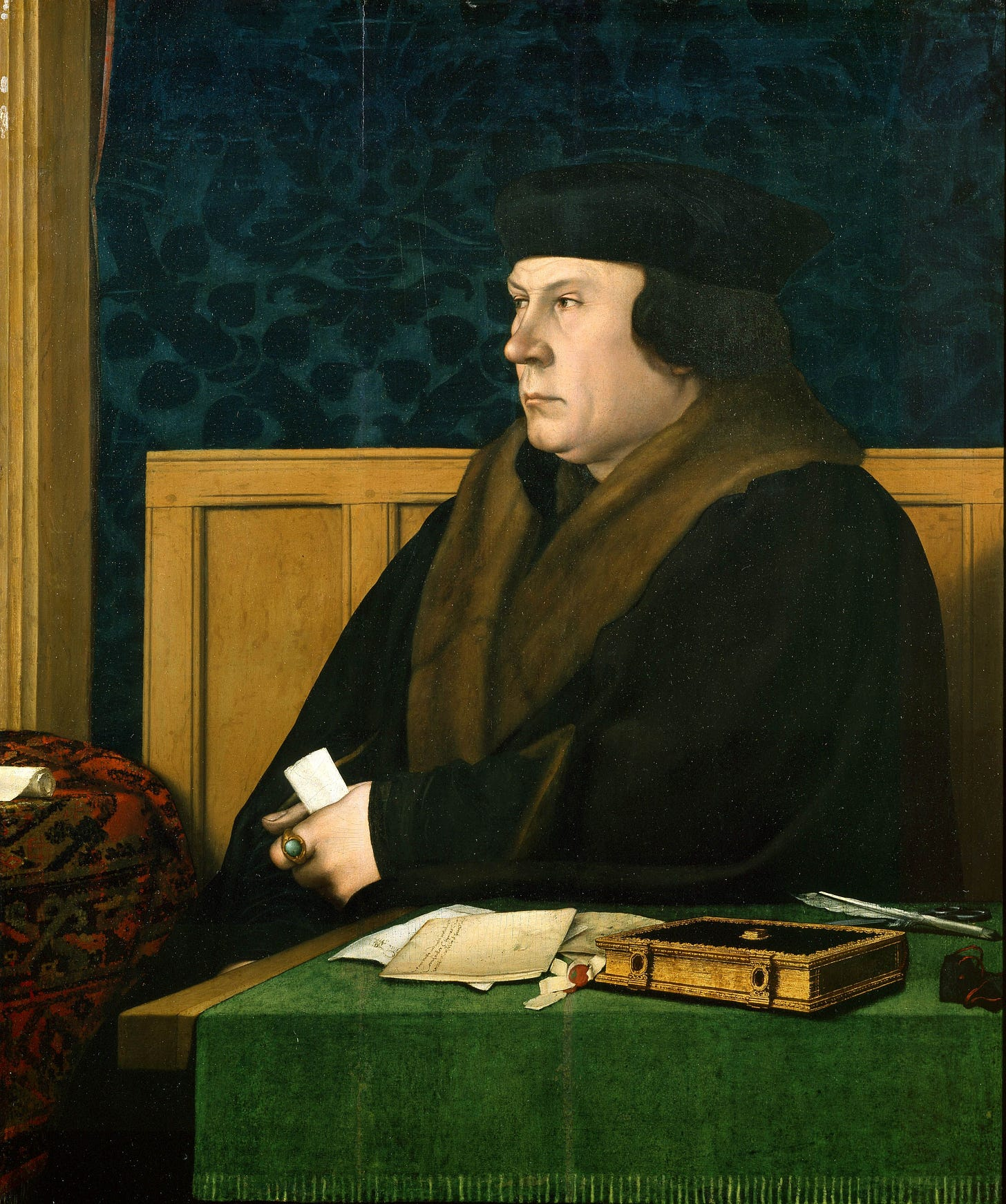 Thomas Cromwell - Wikipedia