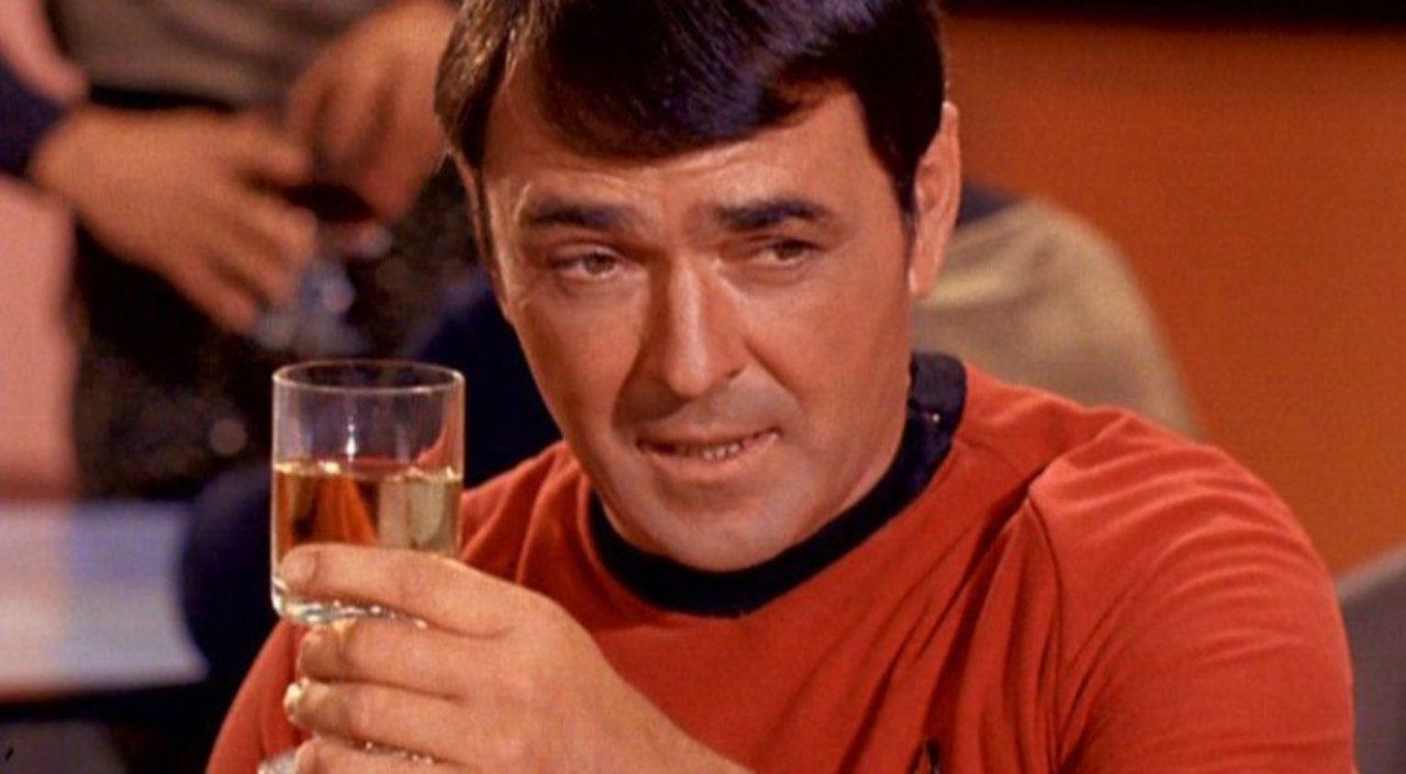 Star Trek: Montgomery Scott Now Has His Own Scotch
