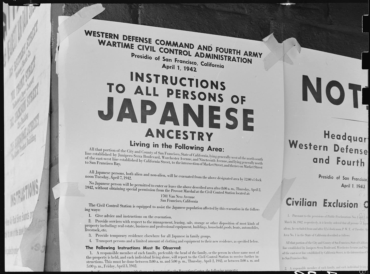 Reliving Injustice 75 Years Later: Executive Order 9066 Then and Now |  Perspectives on History | AHA