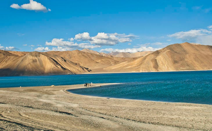Pangong Lake, Pangong Tso, Ladakh, India