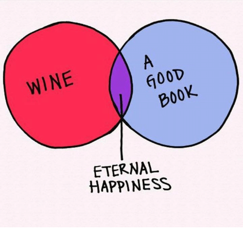 ONLINE BOOKS: Books And Wine Meme