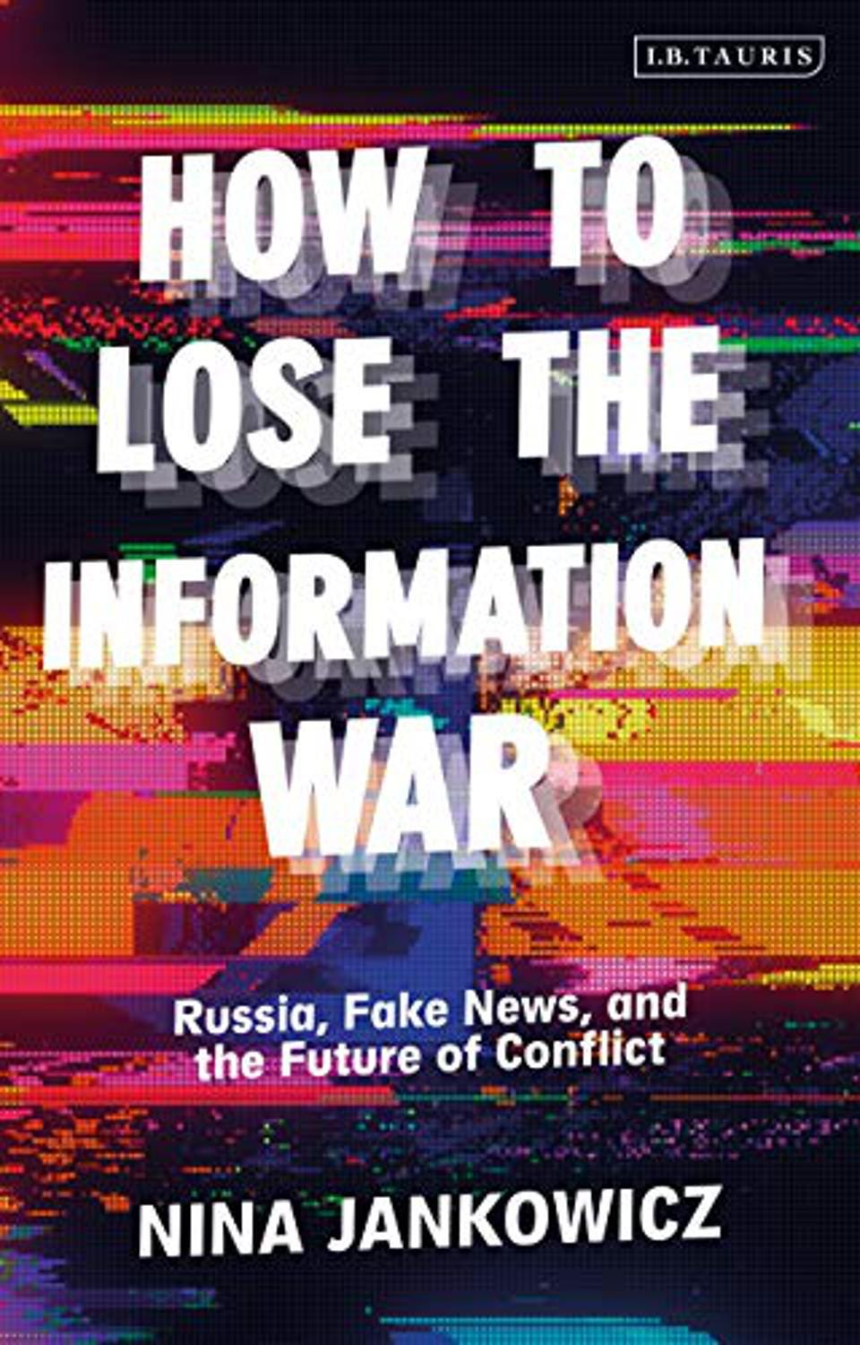 Nina Jankowicz is disinformation fellow at the wilson center