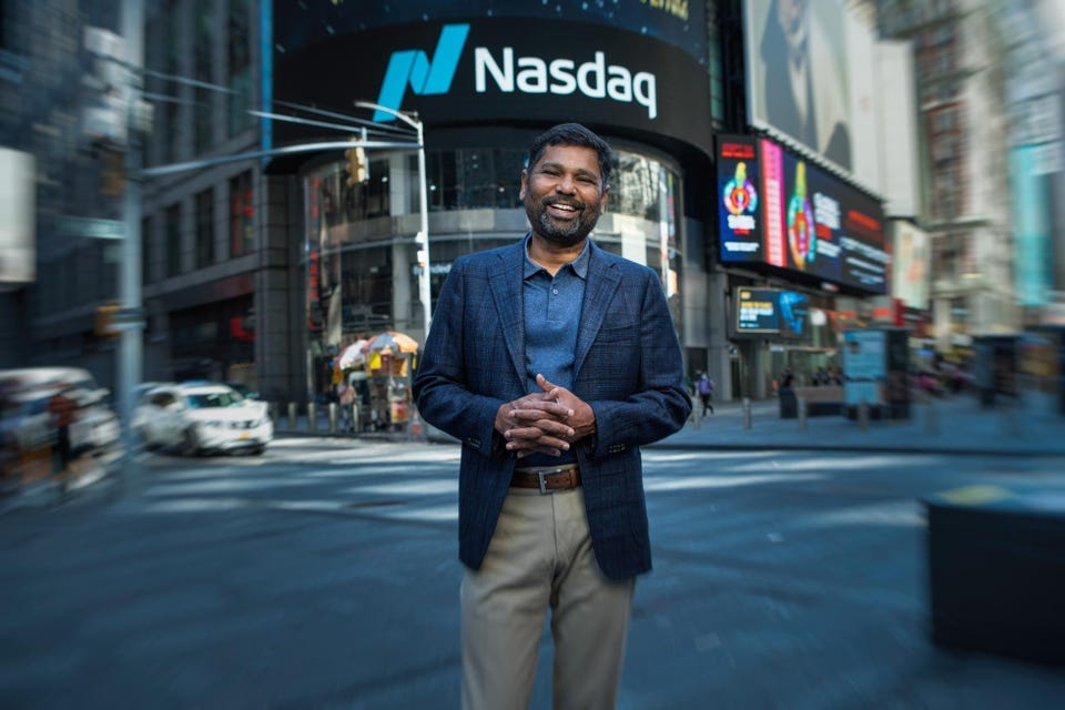 Inside Freshworks' Rise From India Enterprise Tech Startup To $10 Billion  IPO
