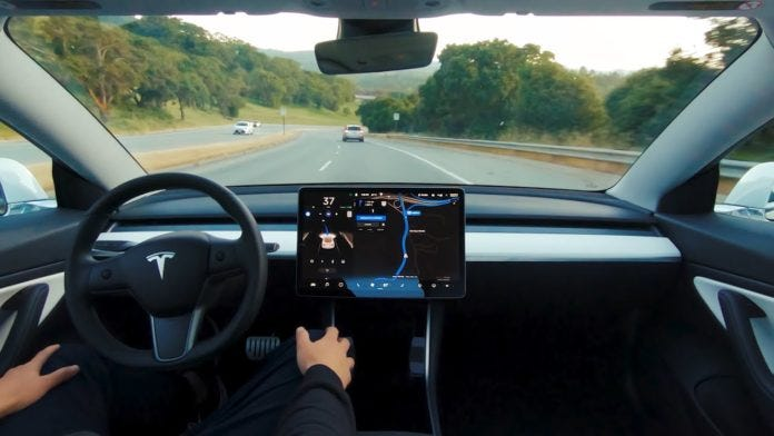 Tesla's Autopilot feature was on during a 2018 crash according to the NTSB.