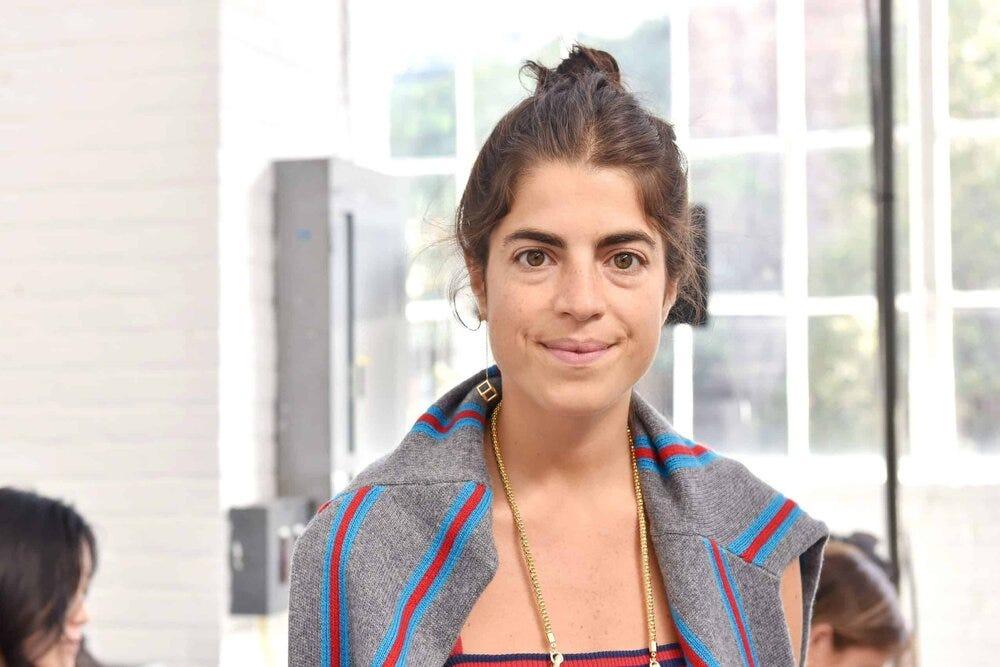 Repeller founder Leandra Medine Cohen
