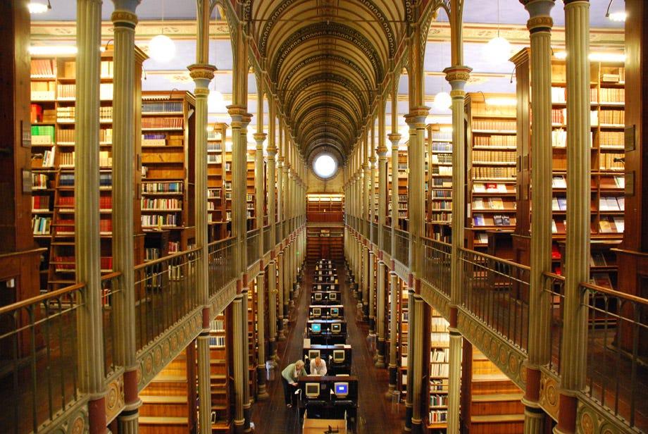 Copenhagen University Library | Copenhagen, World library, Denmark