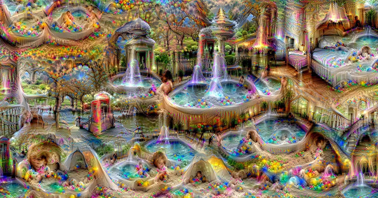 GitHub - ProGamerGov/neural-dream: PyTorch implementation of DeepDream  algorithm